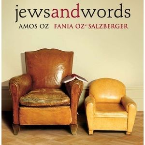 Jews and Words - book